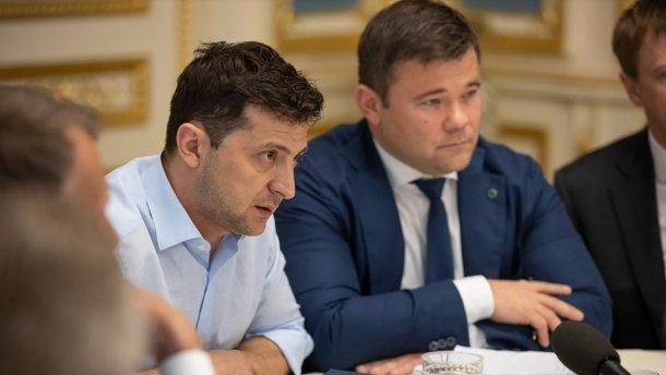 Люди Єфремова і Порошенка: кого Зеленський призначив  заступниками Андрія Богдана - today.ua