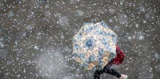 """Морози та дощі зі снігом: синоптики дали прогноз погоди на листопад"""" - today.ua"""