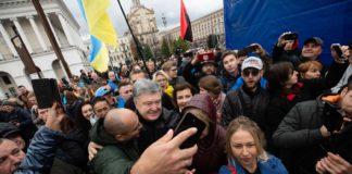 Таксист відмовився везти Петра Порошенка з Майдану - today.ua