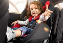 Украинцев будут штрафовать за неправильную перевозку детей в авто: принят закон - today.ua