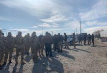 Наїхав на ногу поліцейському: під час акції у Золотому затримано двох військових, вилучено до десятка рушниць - today.ua