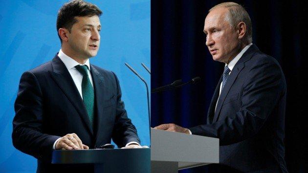 Зеленський вже погодився на зустріч з Путіним віч-на-віч, - Назарбаєв - today.ua