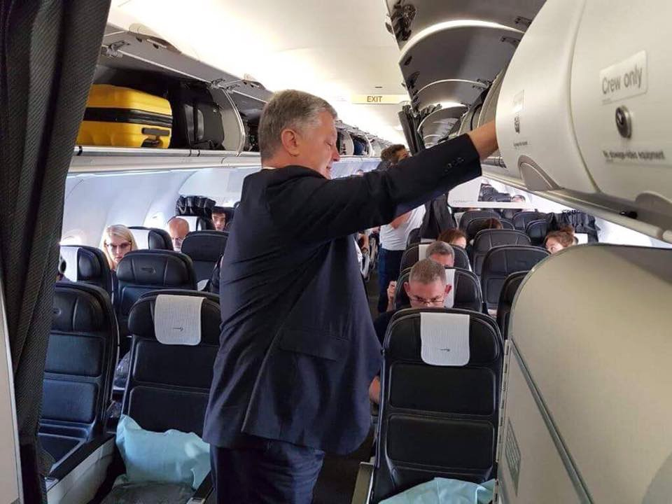 Петро Порошенко їде з країни слідом за Гонтаревою - today.ua