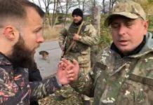 Ветерани АТО і ООС намагаються прорватись в Золоте: поліція відкрила вогонь - today.ua
