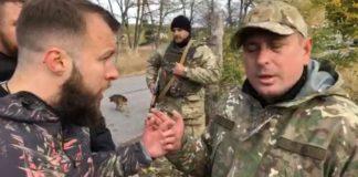 """Ветерани АТО і ООС намагаються прорватись в Золоте: поліція відкрила вогонь"""" - today.ua"""