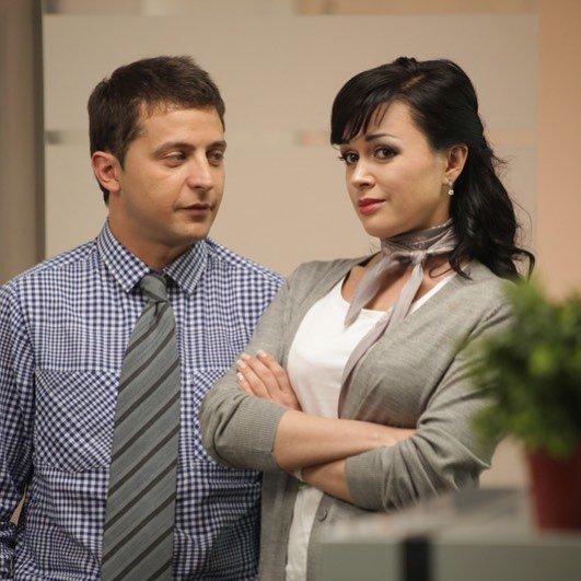 Зеленський був в гостях у Заворотнюк: у мережі з'явилися фото