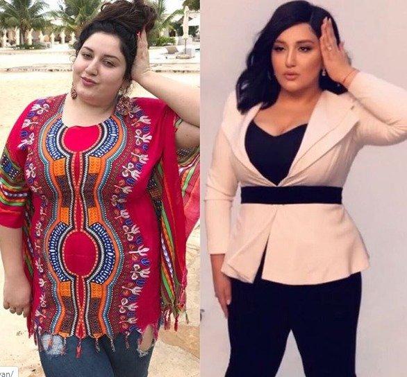 Мінус 43 кг: відома візажистка поділились секретом стрімкого схуднення - today.ua