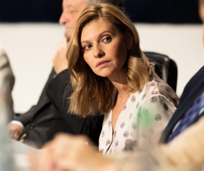 Олена Зеленська розповіла, до кого ревнувала президента - today.ua