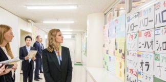 Олена Зеленська відвідала школу в Японії: що здивувало першу леді - today.ua