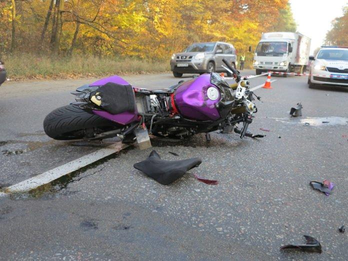 В Киеве разбилась на мотоцикле известная девушка-блогер - today.ua