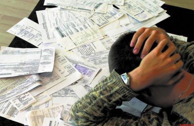 """Из-за долгов за &quotкоммуналку"""" в Украине можно стать банкротом: что нужно знать - today.ua"""