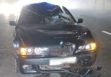 Мужчину разорвало на части: В Киеве BMW насмерть сбил пешехода - today.ua