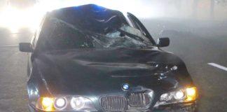 Чоловіка розірвало на частини: У Києві BMW насмерть збив пішохода - today.ua
