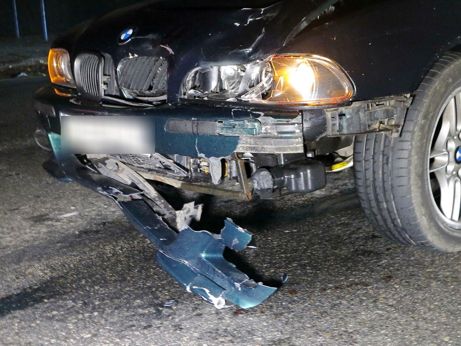 Мужчину разорвало на части: В Киеве BMW насмерть сбил пешехода