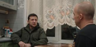 З'явилося відео, як Зеленський ночував у Золотому на Донбасі - today.ua