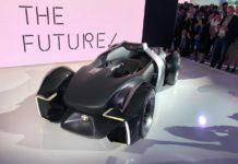 Toyota презентовала впечатляющий электромобиль E-Racer: появились фото - today.ua