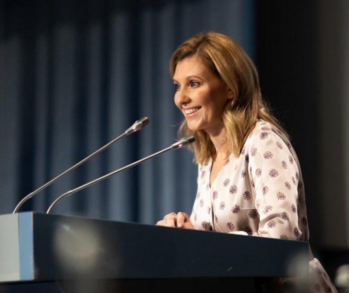 Стало відомо, які проекти буде просувати Олена Зеленська - today.ua