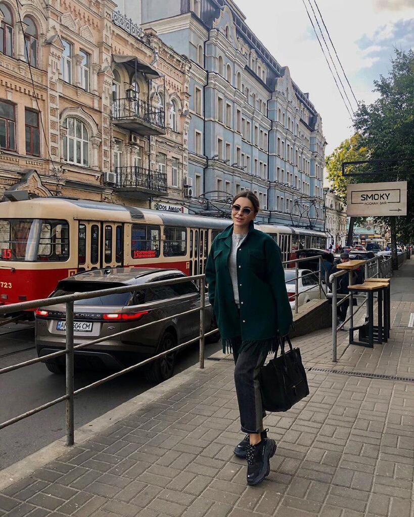 Ані Лорак повернулась в Україну