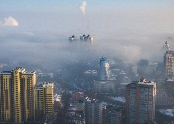 Українців попередили про високий рівень забруднення повітря: що робити - today.ua