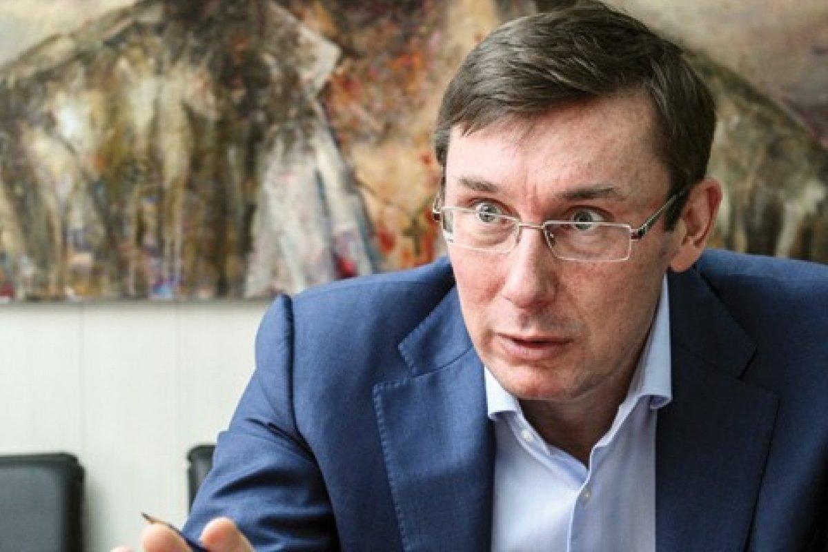 Луценко став фігурантом гучного скандалу в США - today.ua