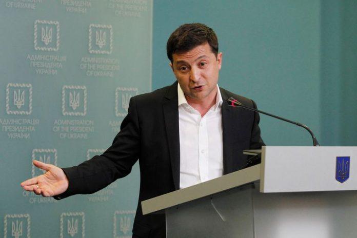 """&quotВ моєму мозку я закінчив війну"""": Зеленський зробив дивну заяву щодо Криму і Донбасу - today.ua"""