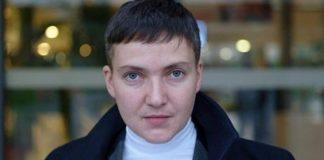"""""""І досі мене боїться..."""": Савченко зробила несподіване зізнання про Порошенка - today.ua"""