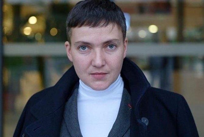 """&quotИ до сих пор меня боится..."""": Савченко сделала неожиданное признание о Порошенко - today.ua"""