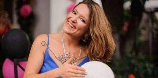 Зізналася, що закохана: Могилевська розповіла про свого чоловіка - today.ua
