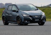 Nissan Leaf станет полноприводным - today.ua