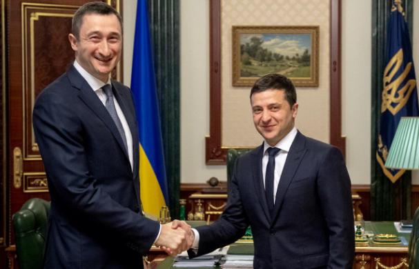 Зеленский назначил нового губернатора Киевщины - today.ua