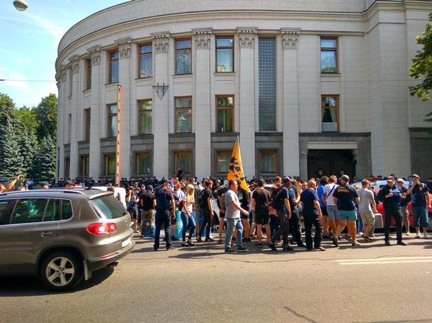 Українцям спростять доступ до Верховної Ради
