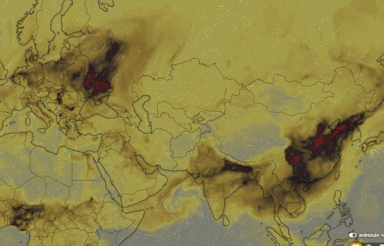 Українців попередили про високий рівень забруднення повітря: що робити