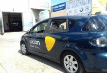 В Киеве таксист Uklon на тротуаре сбил дочку олимпийского чемпиона - today.ua