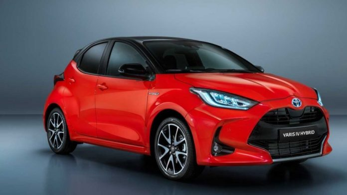 Toyota представила доступний міський автомобіль нового покоління - today.ua