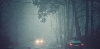 Правила безопасной езды в туман - today.ua