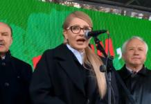 Тимошенко повстала під Радою проти продажу землі - today.ua