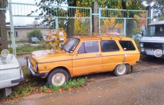 В Интернете продают уникальный ЗАЗ - единственный в своем роде - today.ua