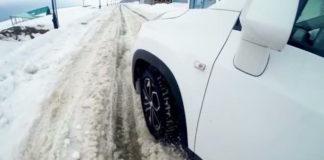 Могут ли оштрафовать за езду на летней резине зимой - today.ua