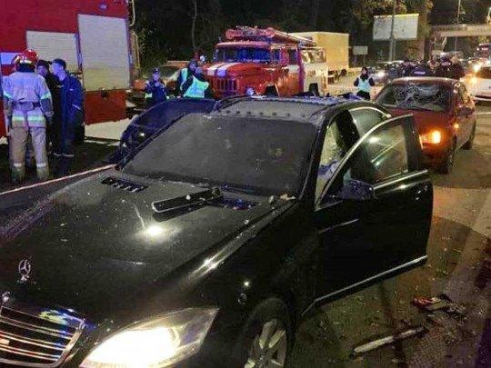 У Києві підірвали авто крупного бізнесмена: загинув охоронець