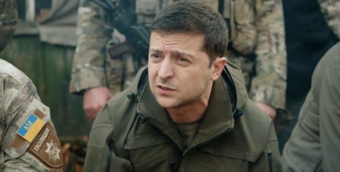 """&quotЯ в цьому впевнений"""": Зеленський вірить, що йому вдасться закінчити війну на Донбасі - today.ua"""