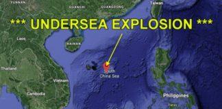 Мощнее Хиросимы: в Южно-Китайском море взорвалась атомная подводная лодка - today.ua