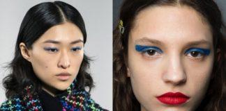 Стрілки, синій колір і червона помада: стилісти назвали тренди зимового макіяжу - today.ua