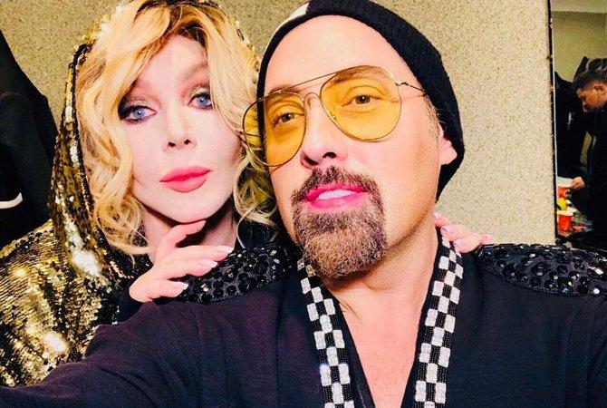 Ирина Билык и Дмитрий Коляденко снова вместе: шоумен шокировал признанием - today.ua