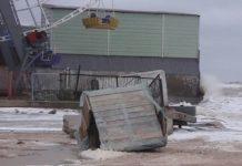 Популярный украинский курорт ушел под воду: появились фото - today.ua