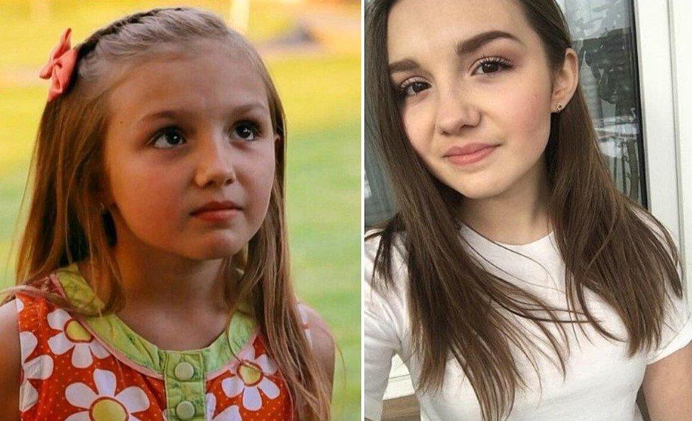"""Дівчатка подорослішали: як змінилися діти героїв серіалу """"Свати"""""""