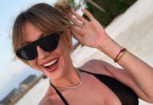 Леся Нікітюк зняла бюстгальтер: телеведуча показала голе тіло у всій красі - today.ua