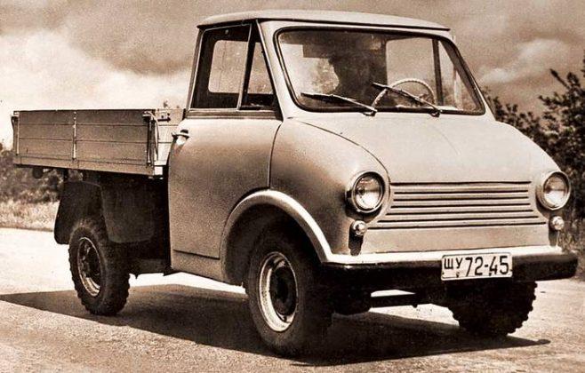 ЗАЗ представил фото грузовика «Тoчилo» - today.ua