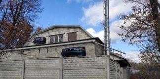 """""""Евробляху"""" замуровали в дом, чтобы не растамаживать"""" - today.ua"""