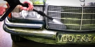 """Як виглядає Mercedes, який не мили 30 років"""" - today.ua"""