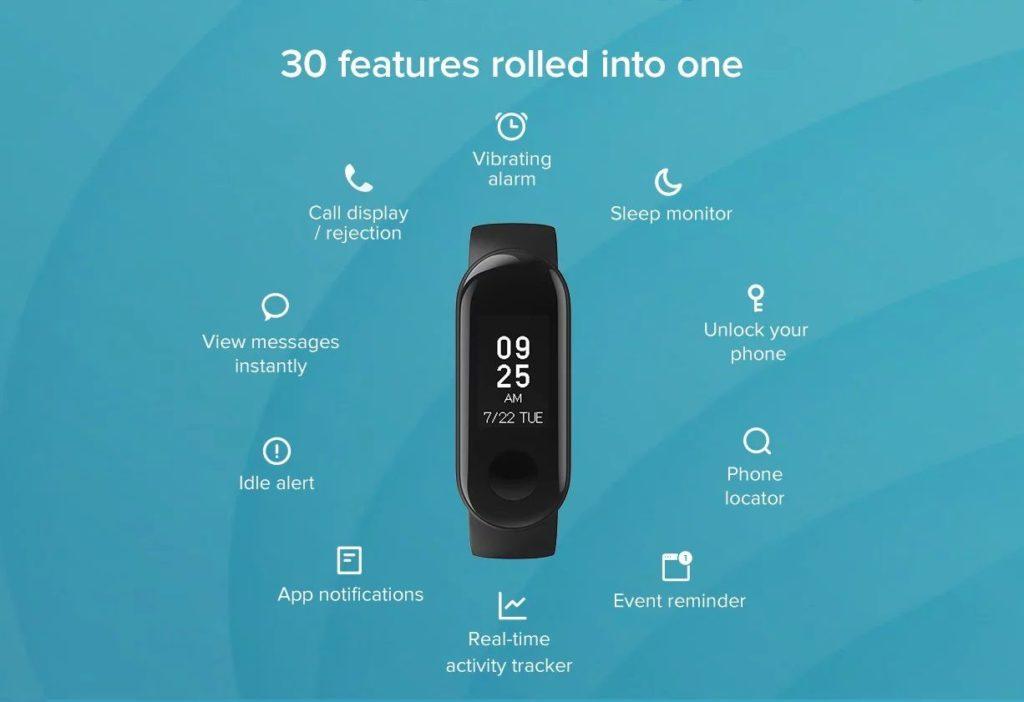 Xiaomi представила умный фитнес-браслет: названа цена